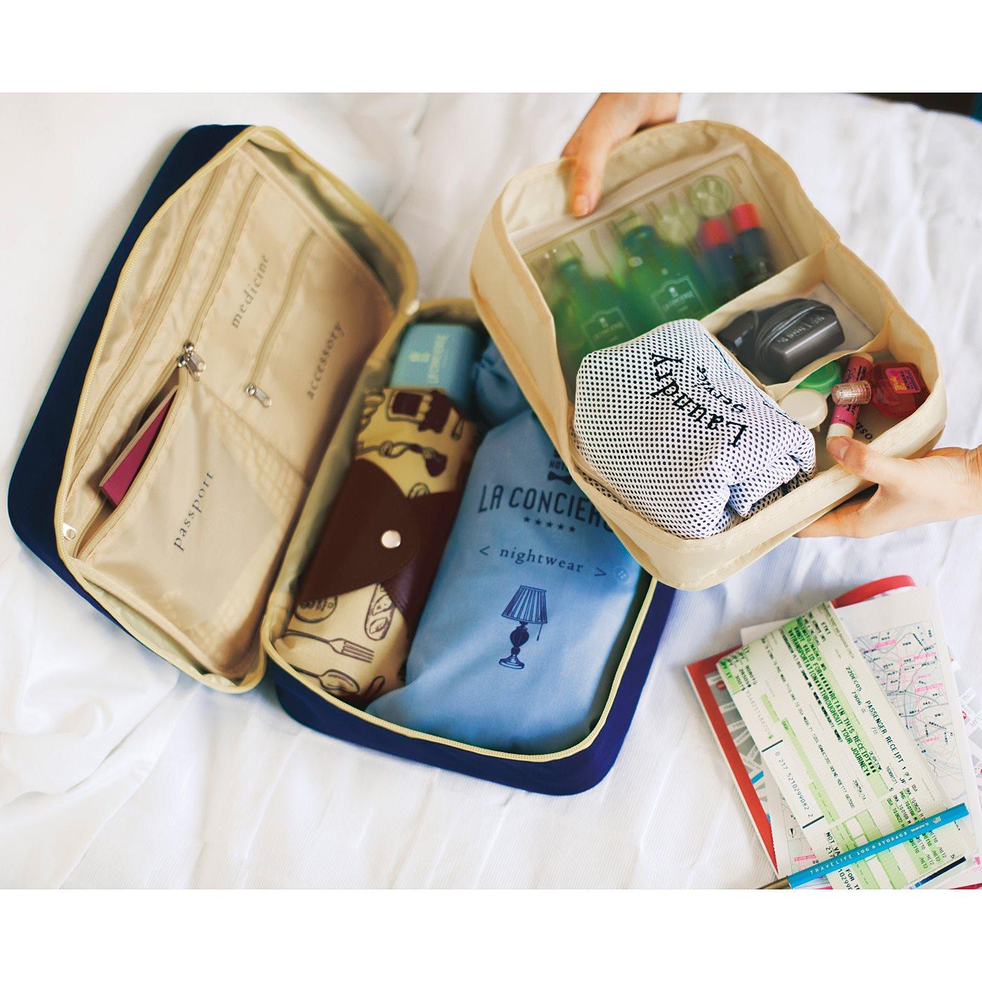 PICK&TRIP スマートに準備して、無駄なく楽しむ大人旅。