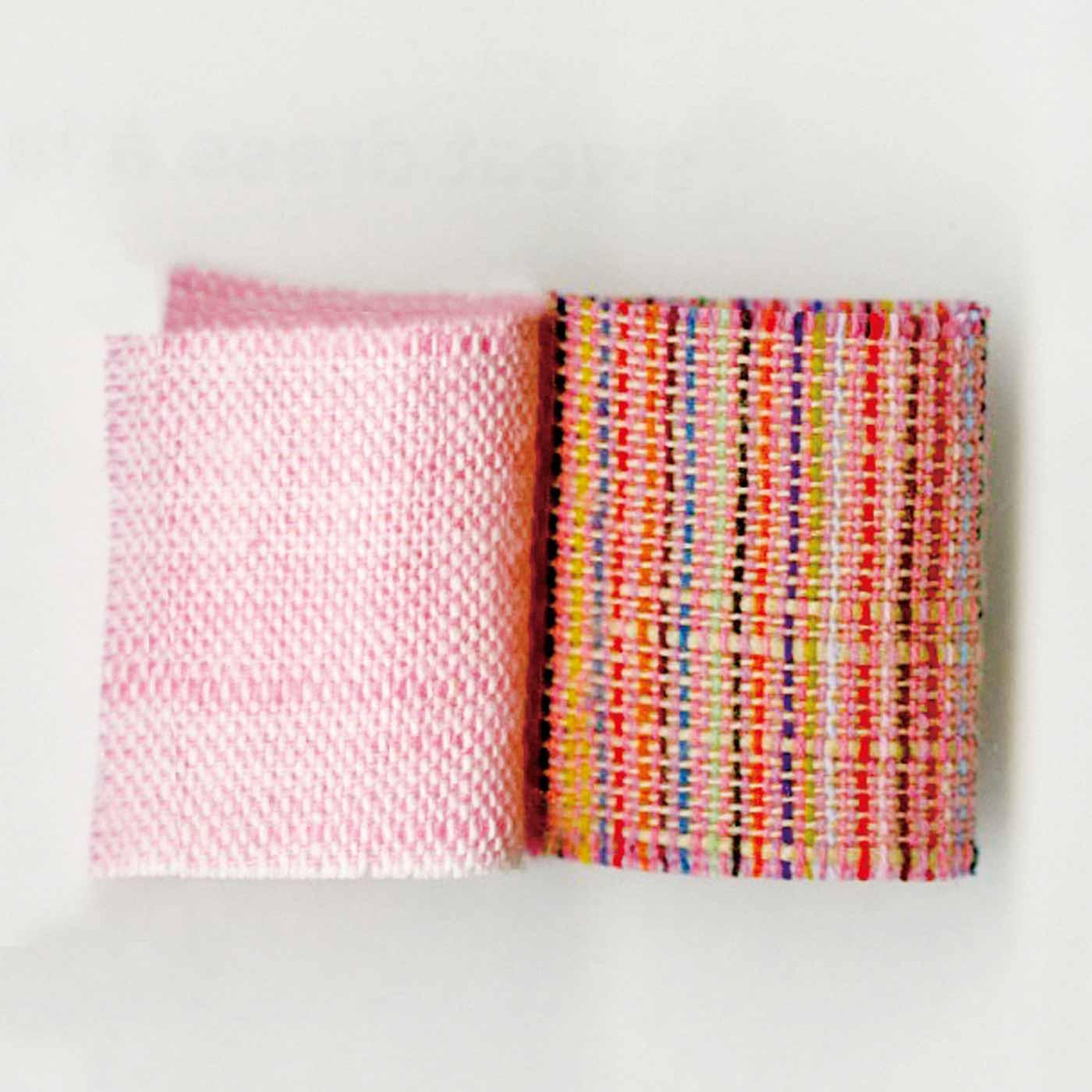 会津木綿 会津地方で400年以上も愛されてきた会津木綿。素朴な風合いの美しい縞柄が特長です。
