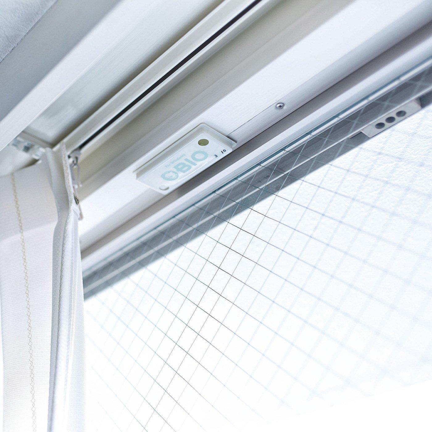 窓枠に貼るだけ清潔キープ バイオのチカラ カビ発生抑制プレートの会