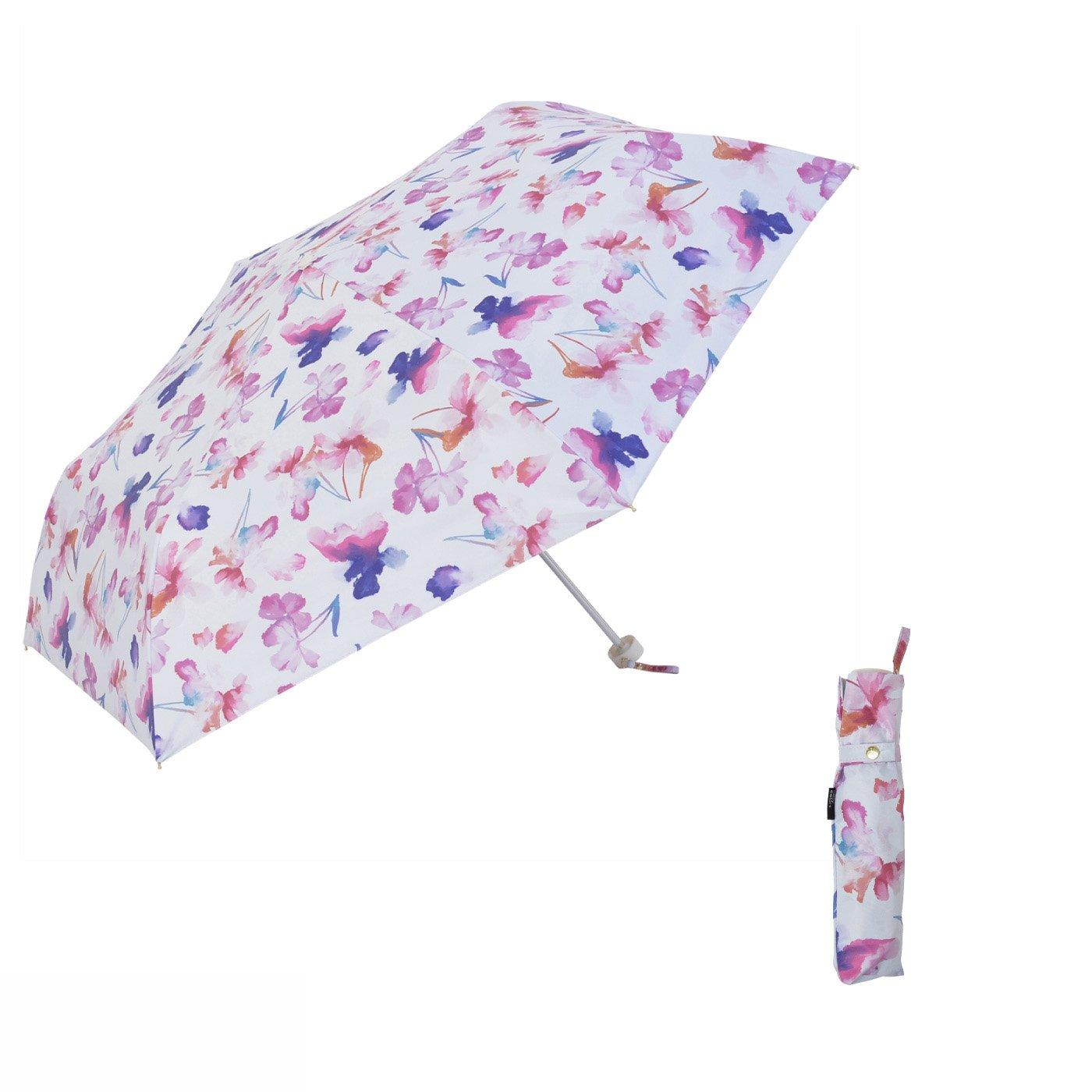 カラフルな毎日にチェンジ!晴雨兼用転写プリント傘