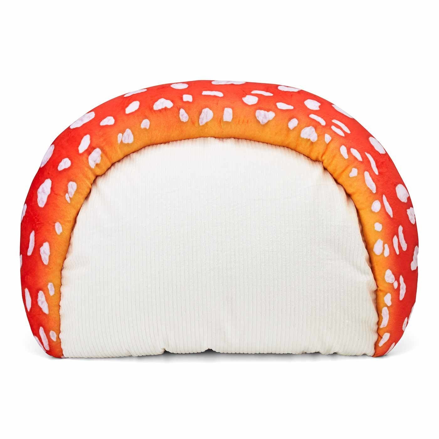 YOU+MORE! ふっくら肉厚 いい夢見られそうなベニテングタケの枕カバー