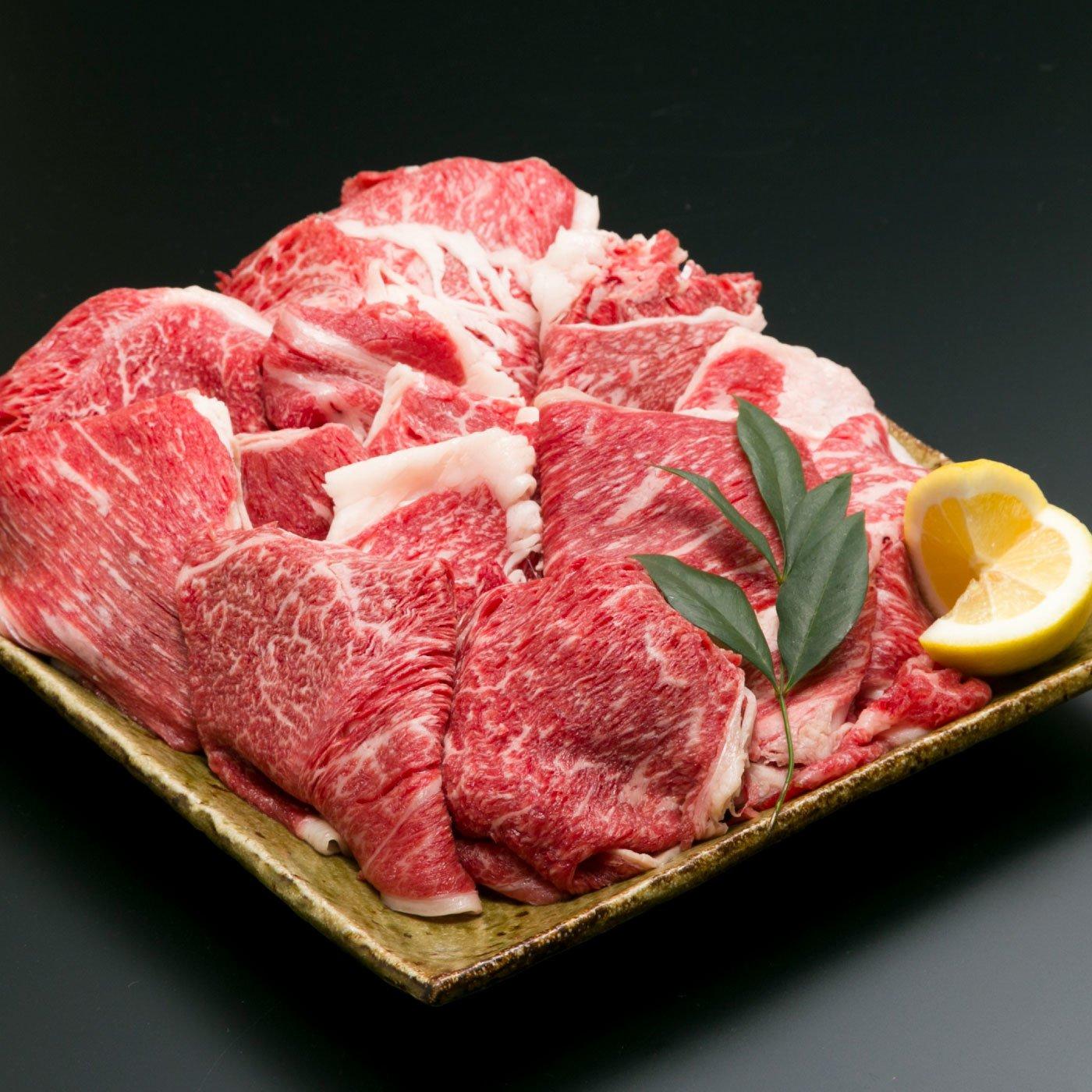 松坂牛うす切しゃぶしゃぶカタ・バラ肉200g