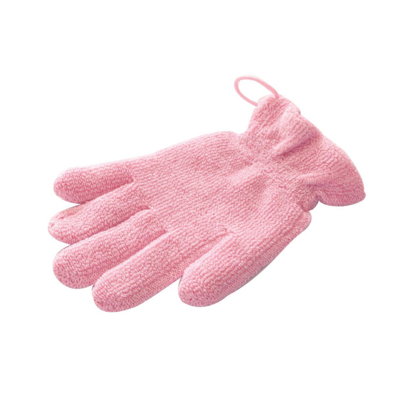 手ぐしで乾かす 瞬間吸水 ヘアドライ手袋