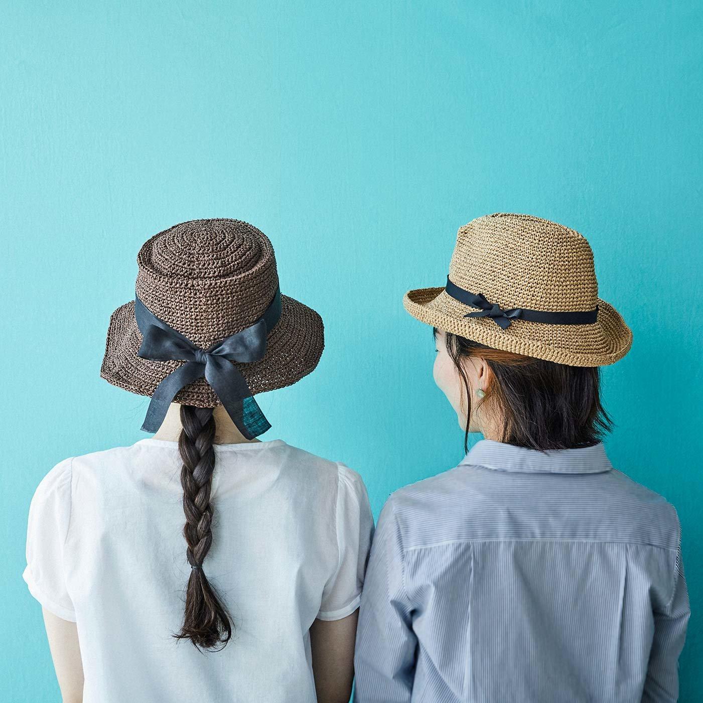 帽子が編める ナチュラルカラーのSASAWASHI糸とミニブック「PatternsNote」