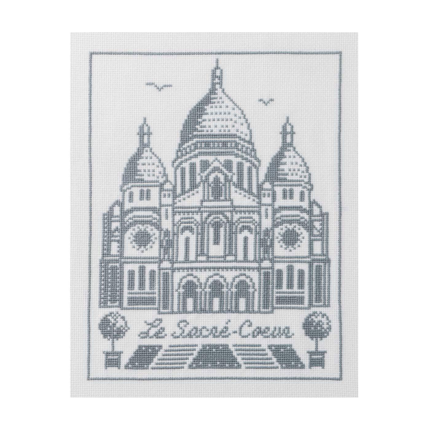 Le Sacré-Coeur:サクレ・クール寺院