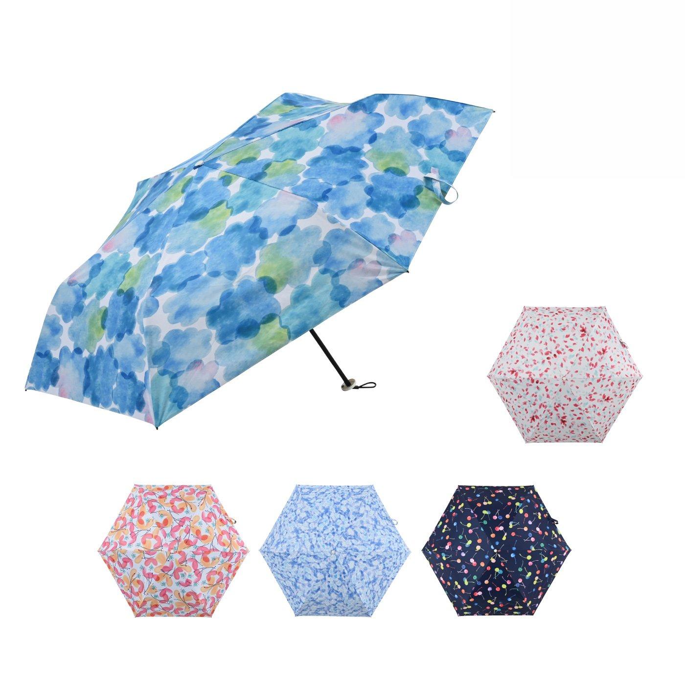 遮光生地を使用した軽量遮光晴雨兼用傘