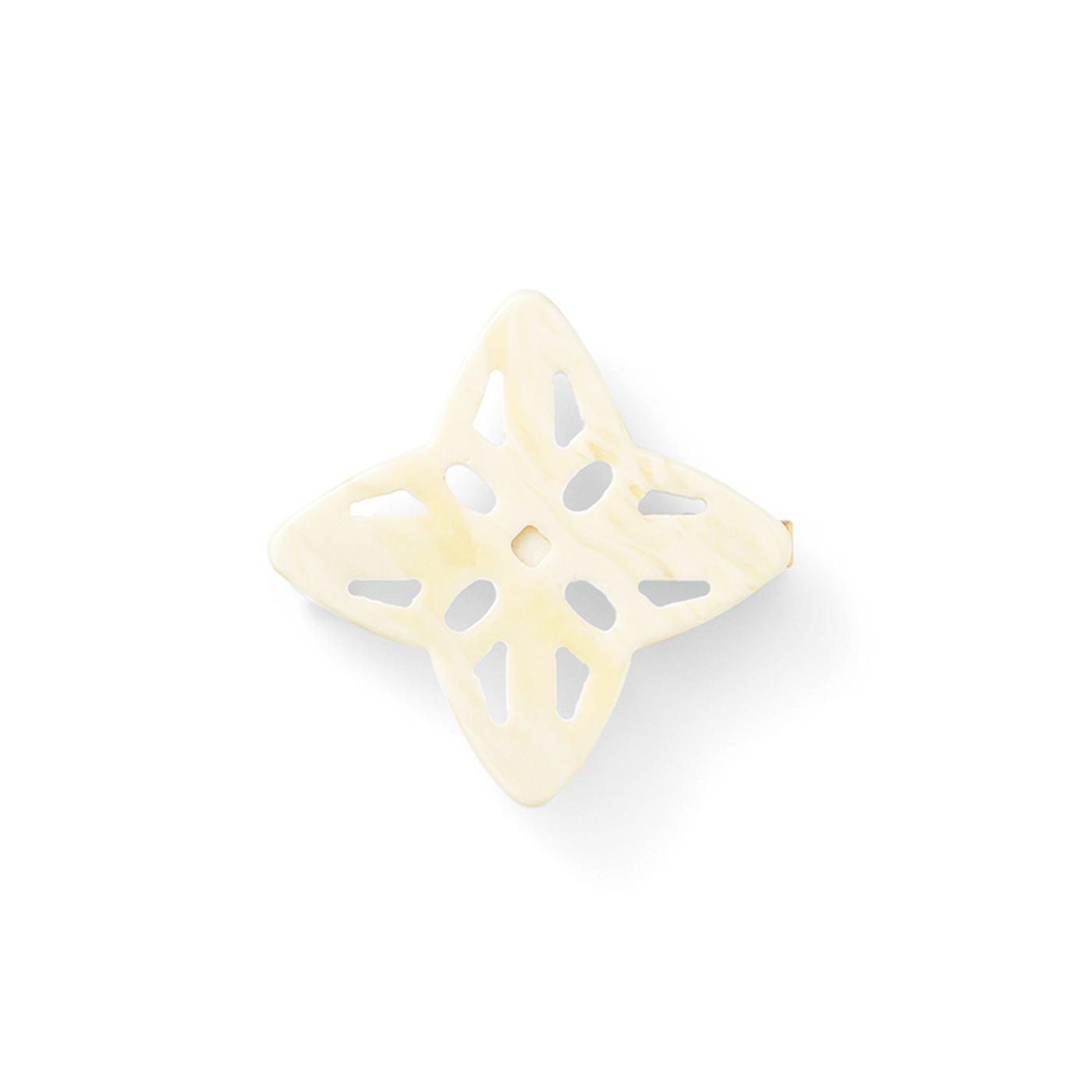 snowflake on the window