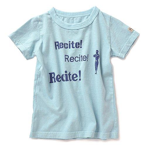 日本産まれの忍者Tシャツ〈サックス〉