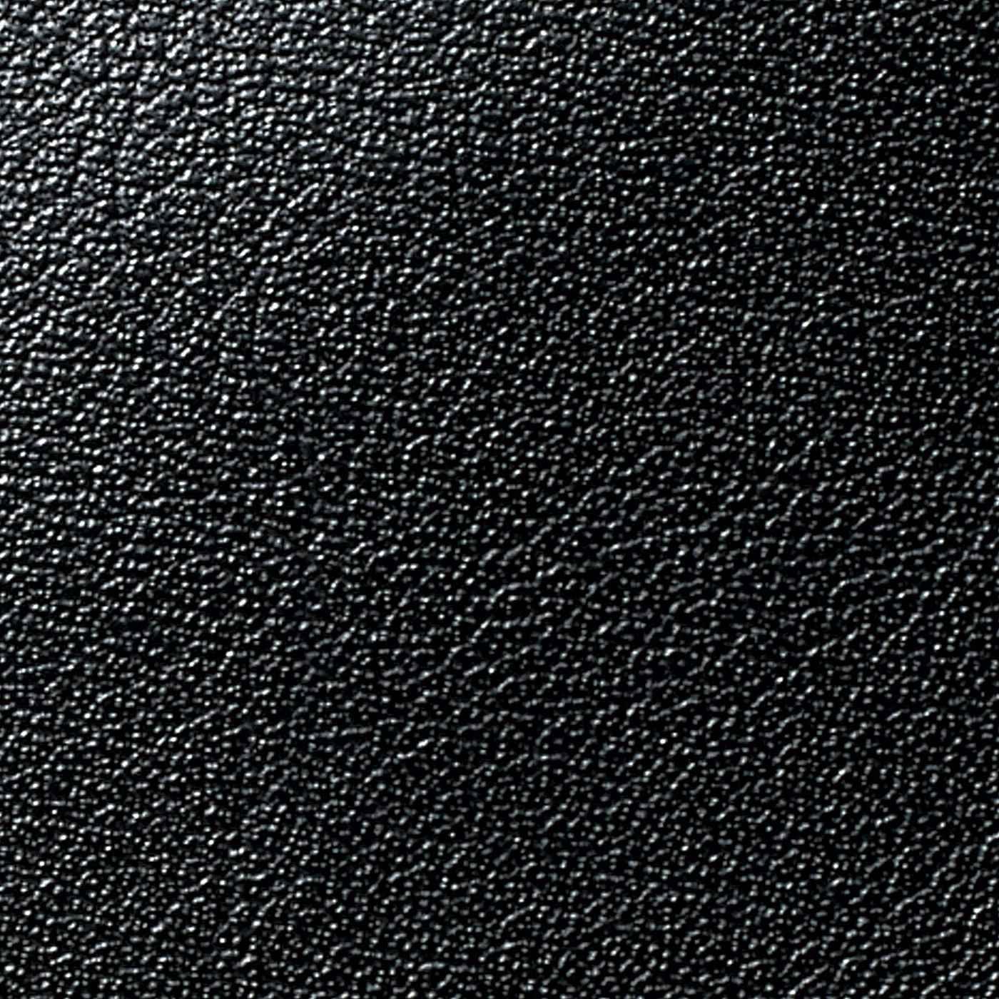 軽くて持ちやすい合成皮革で高級感ある仕上がりに。