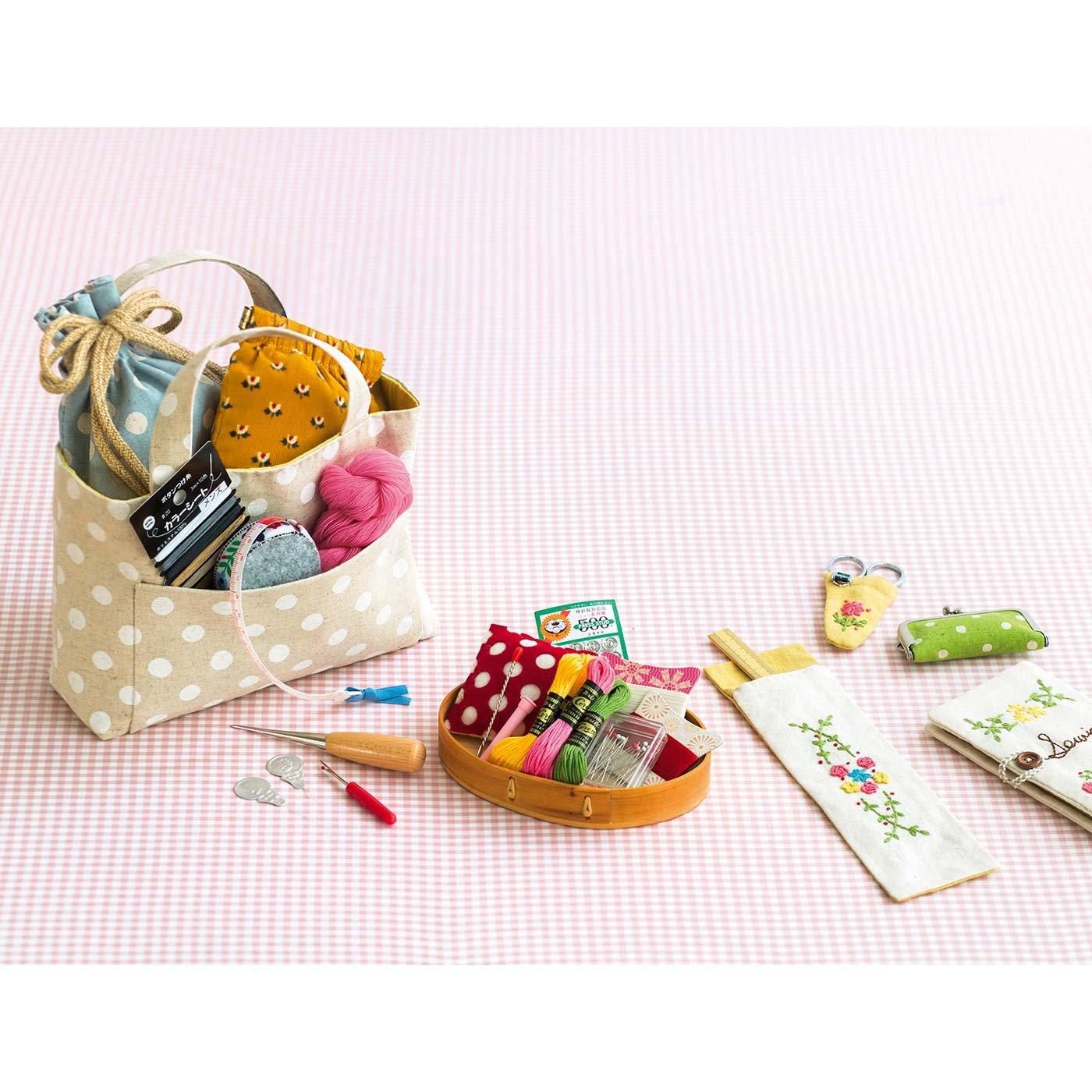 【クチュリエクラブ会員限定】今から始める乙女の手習い お裁縫おさらい帖の会