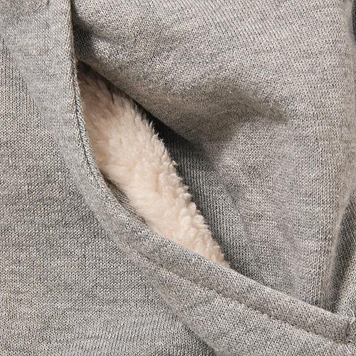 ポケットの中までしっかりボア付き。