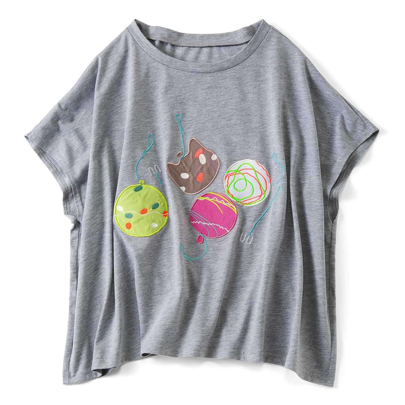 水ヨーヨー!Tシャツ