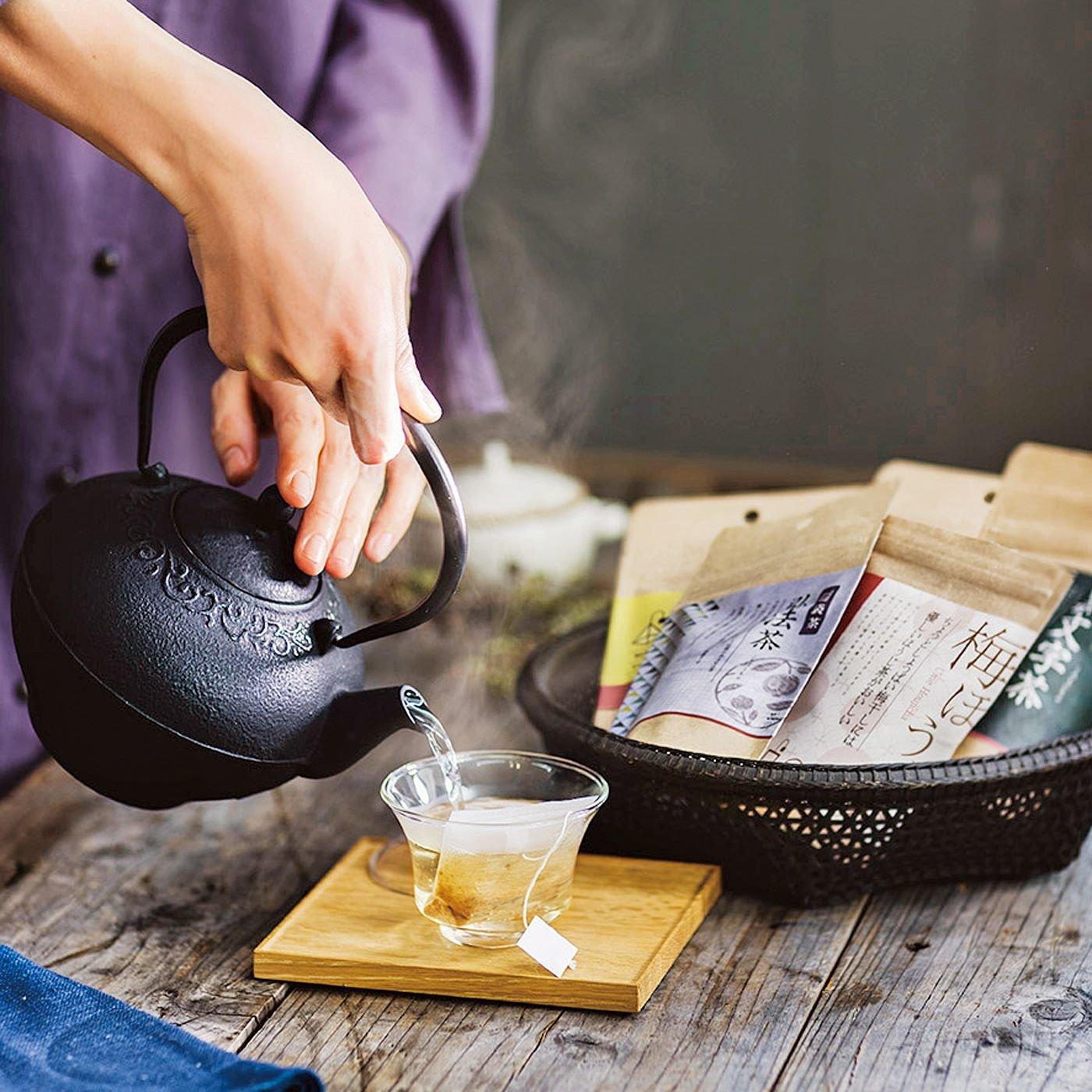 茶のみ仲間 袋茶日本紀行の会(12回予約)