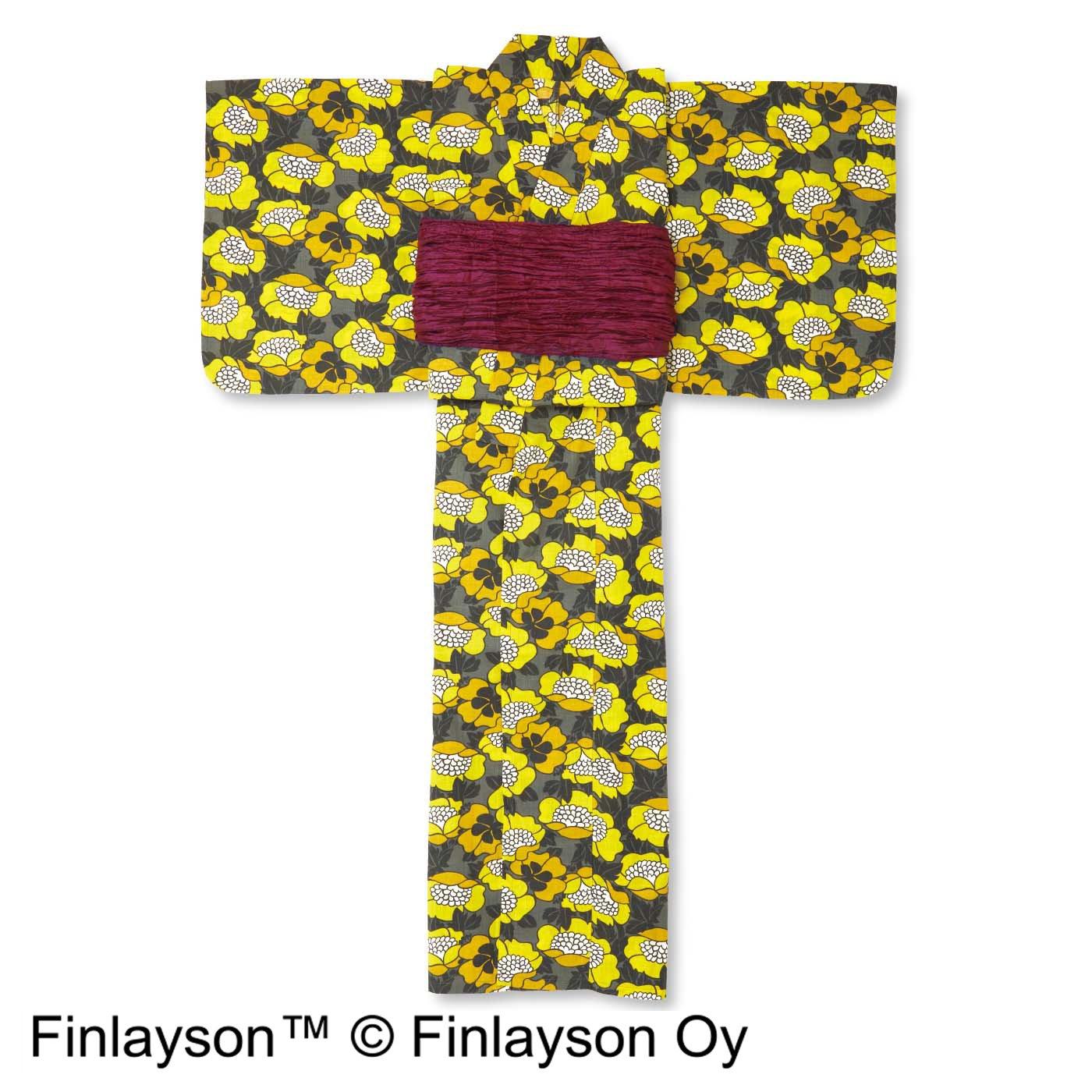 【3~10日でお届け】フィンレイソン ジュニア浴衣(ゆかた)〈アンヌッカ〉