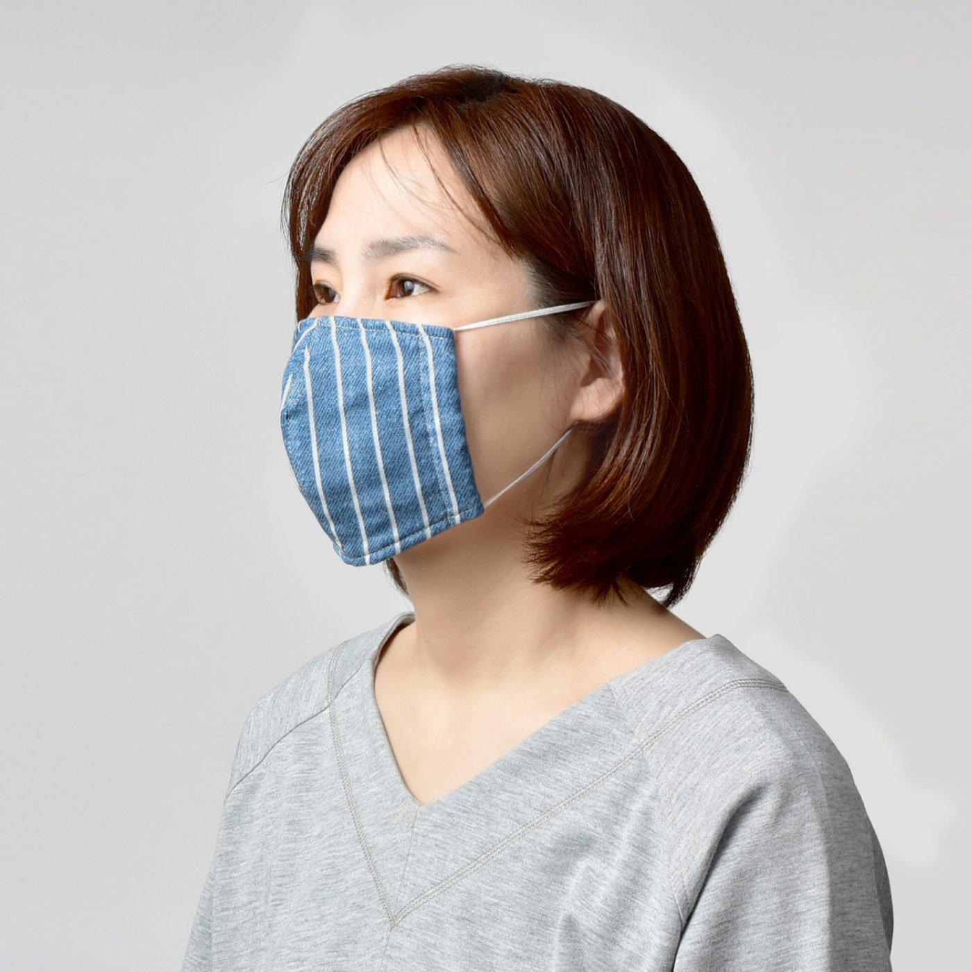 ふわふわガーゼが心地いい 日本の手づくり布マスク