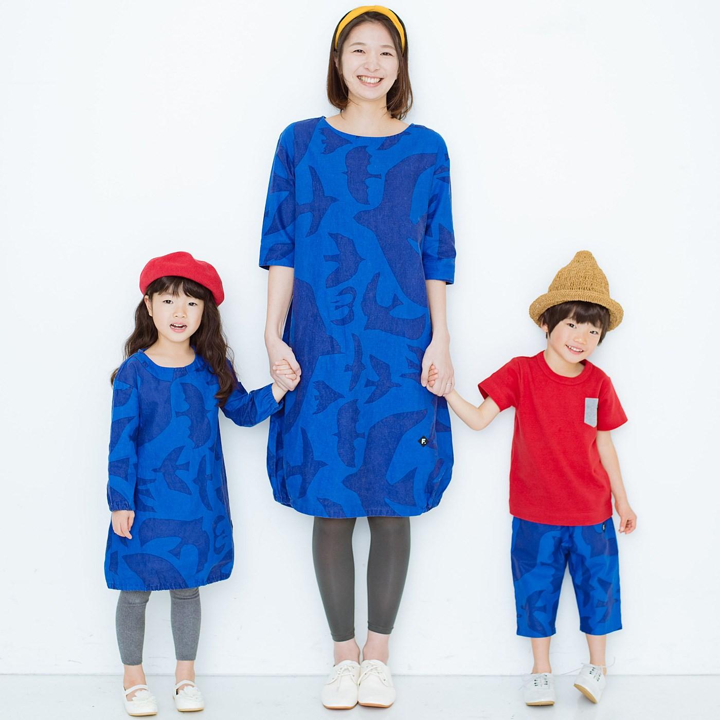 女の子:107cm 男の子:104cm ともに10サイズ