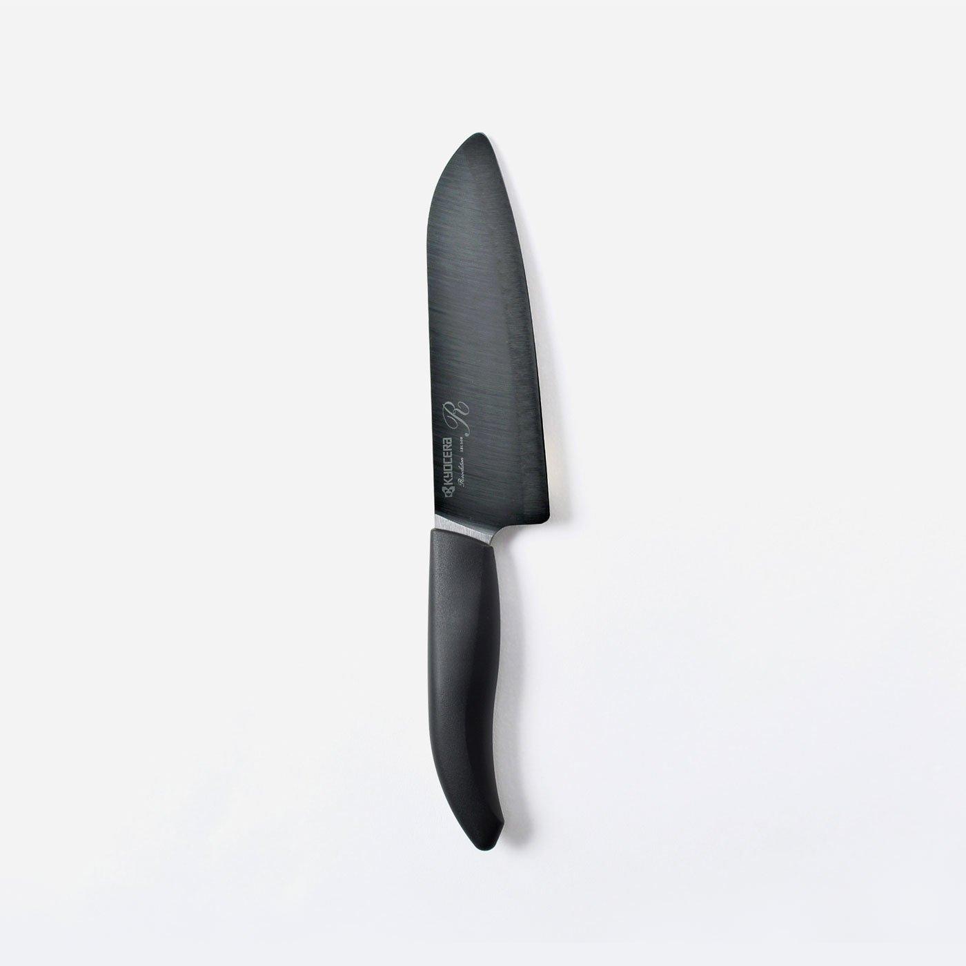 軽い・さびない・お手入れ簡単! セラミックナイフ〈16cm三徳ナイフ〉