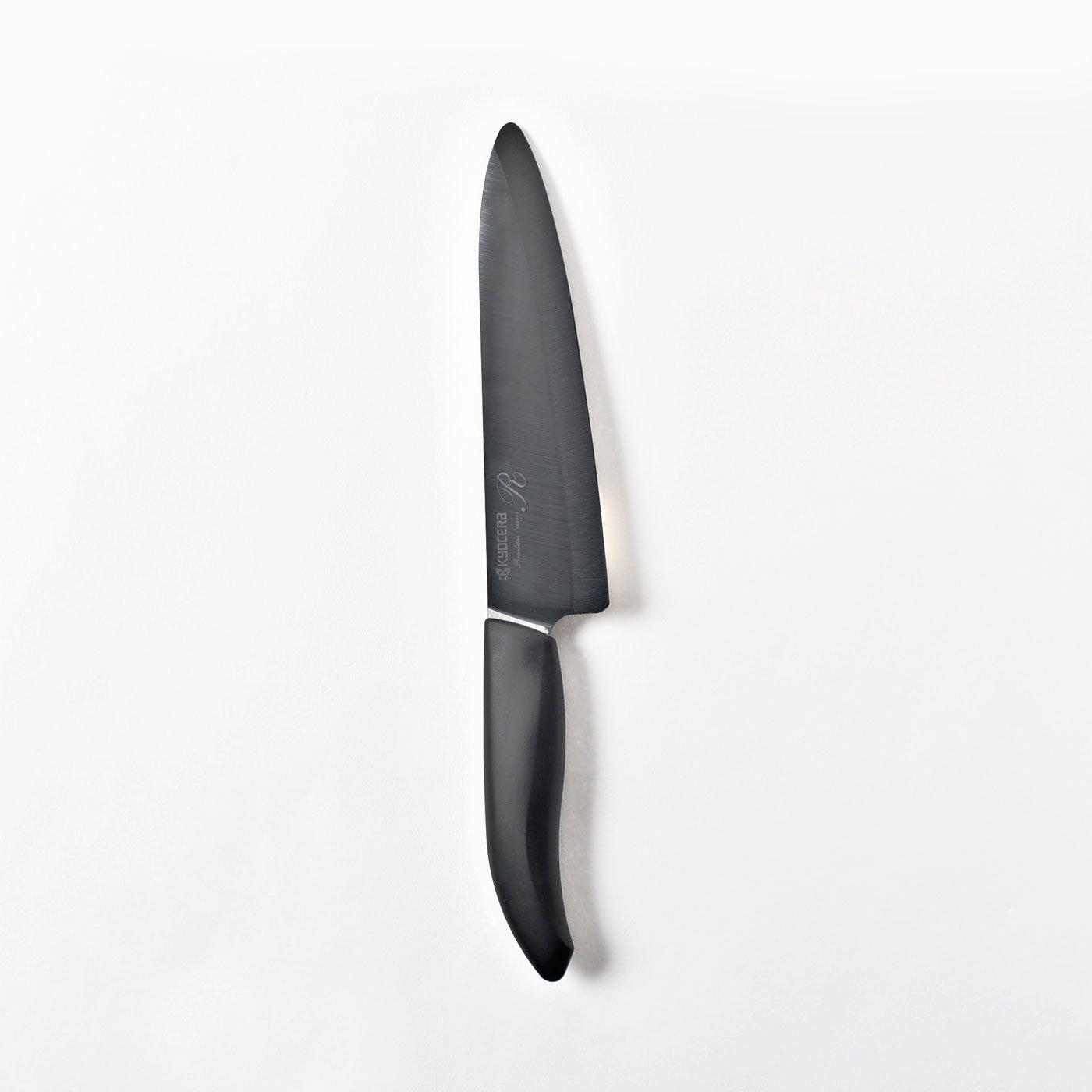 軽い・さびない・お手入れ簡単! セラミックナイフ〈シェフズナイフ〉