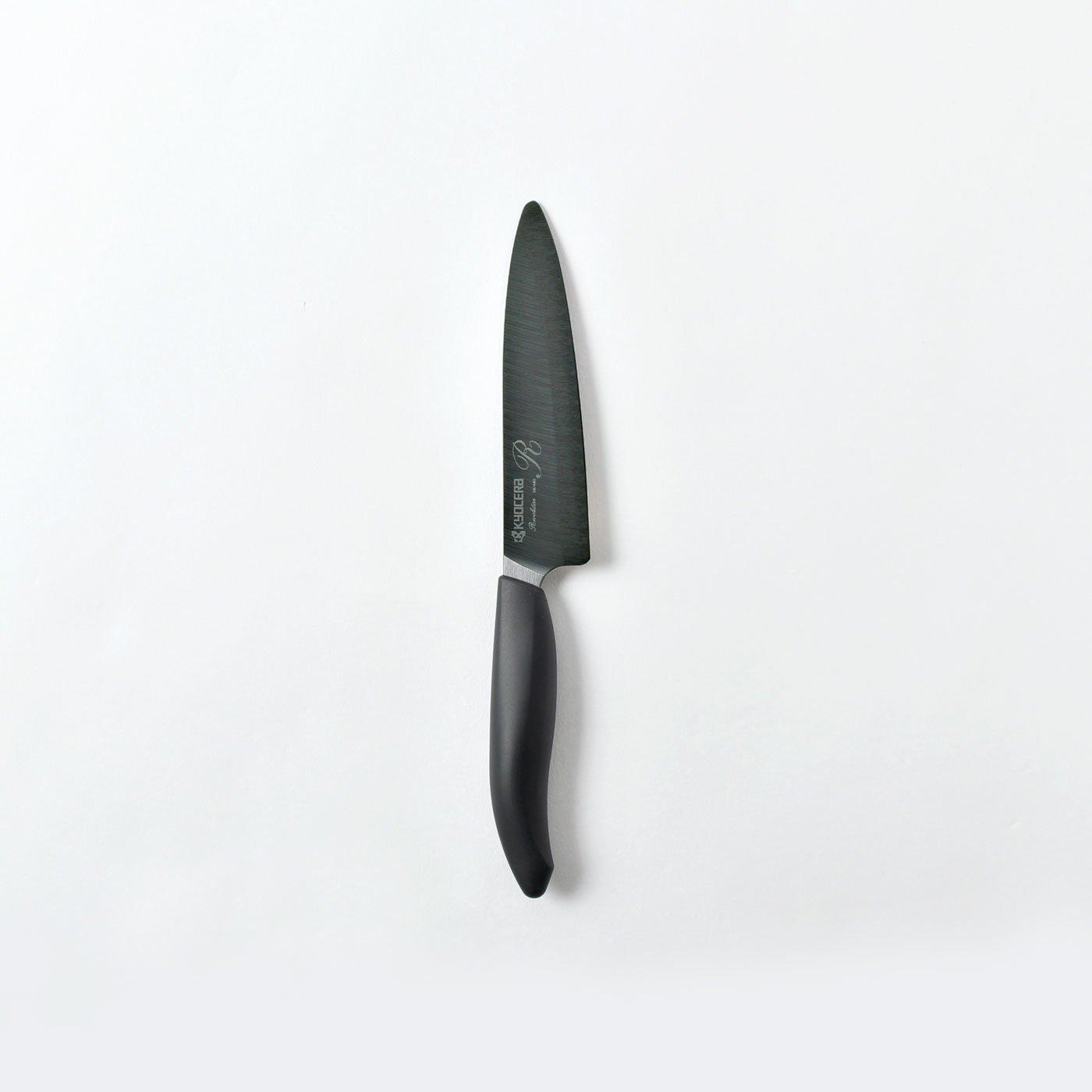 軽い・さびない・お手入れ簡単! セラミックナイフ〈ペティナイフ〉