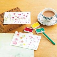 フェリシモ【定期便】新規購入キャンペーン アフィリエイトプログラムフェリシモ ニッポンの筆記具で描こう! かわいい書筆「IRODORI」の会