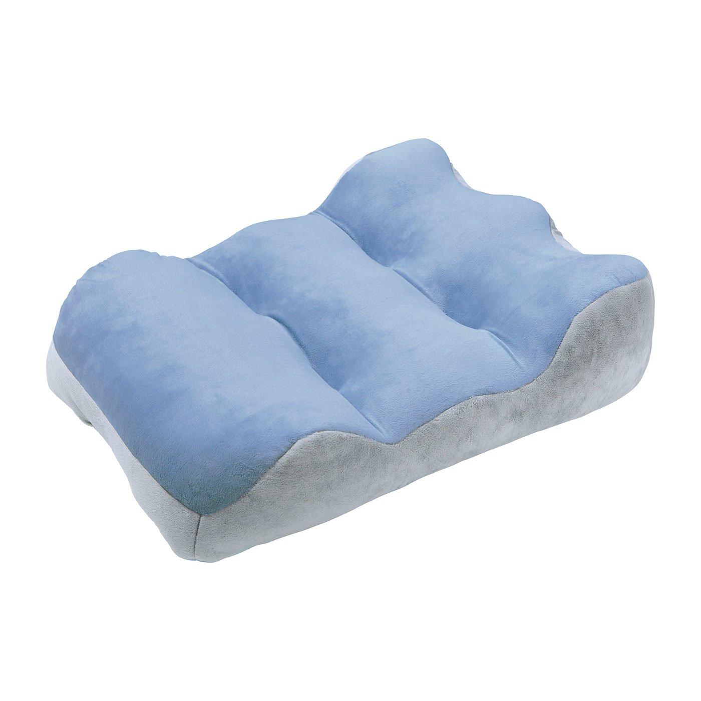 就寝中の腰負担軽減 のびのび脚クッション