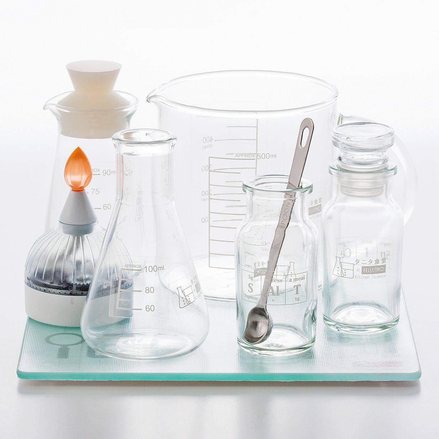タニタ食堂×フェリシモ ヘルシーな食事を科学するキッチンサイエンスキットの会(6回予約)