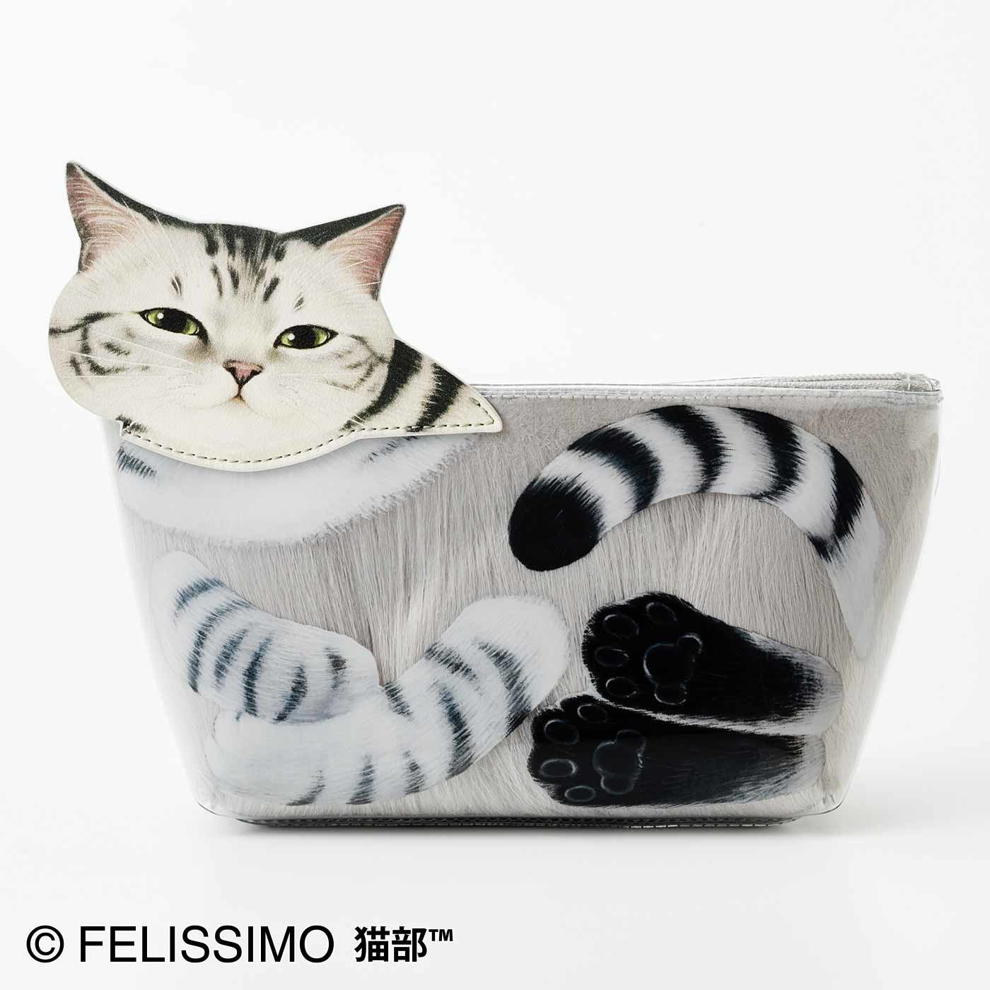 みっちりフィット 猫は液体ポーチの会