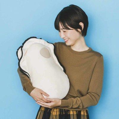 YOU+MORE! なぜかかわいい もっちりクッション抱っこ牡蠣 フェリシモ FELISSIMO【送料無料】
