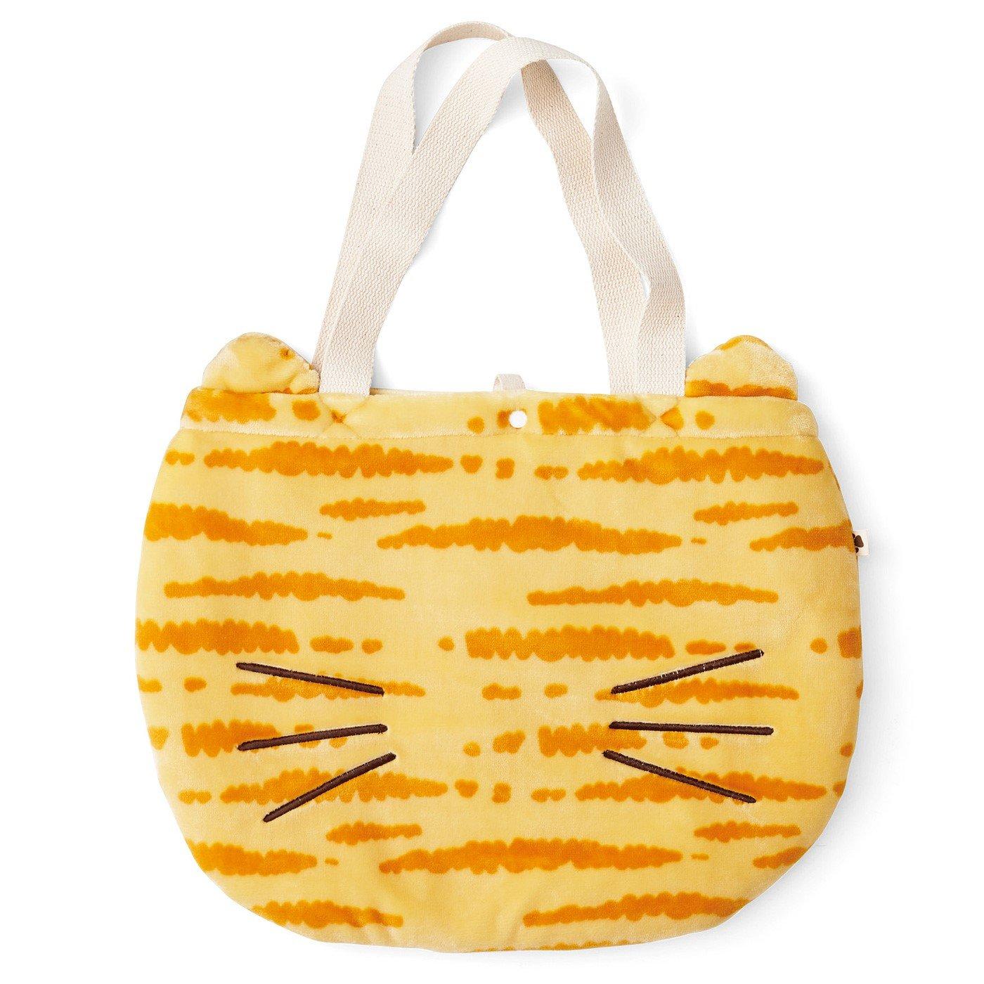 もふもふに包まれる しましま猫のトートバッグの会