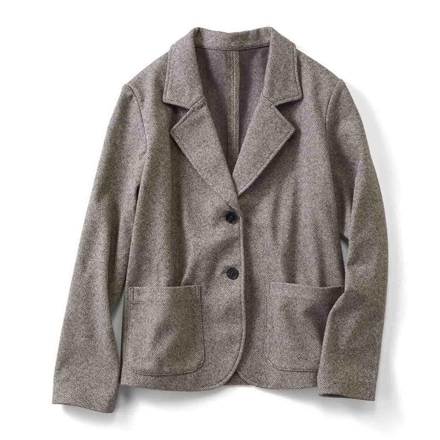 【3~10日でお届け】紳士なおめかし ツイードジャケット