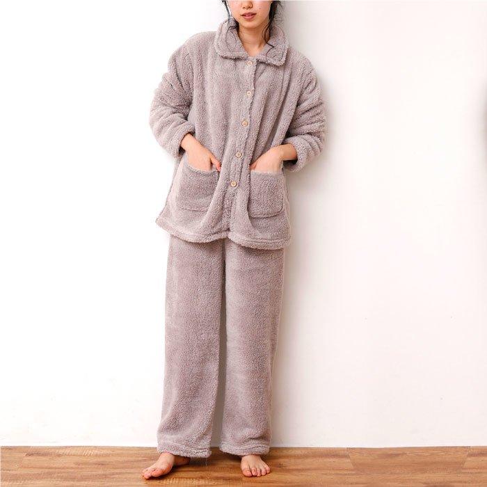 ふんわりあったか~い もふもふパジャマ