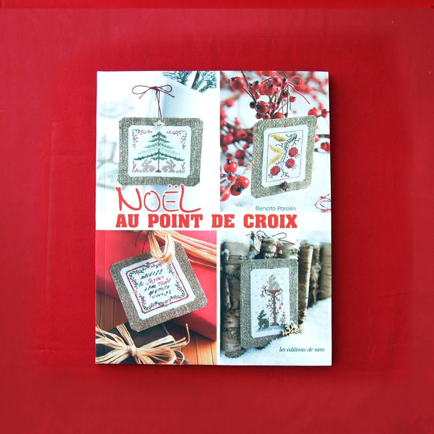 クロスステッチ図案集『NOEL AU POINT DE CROIX』~クリスマスのクロスステッチ~