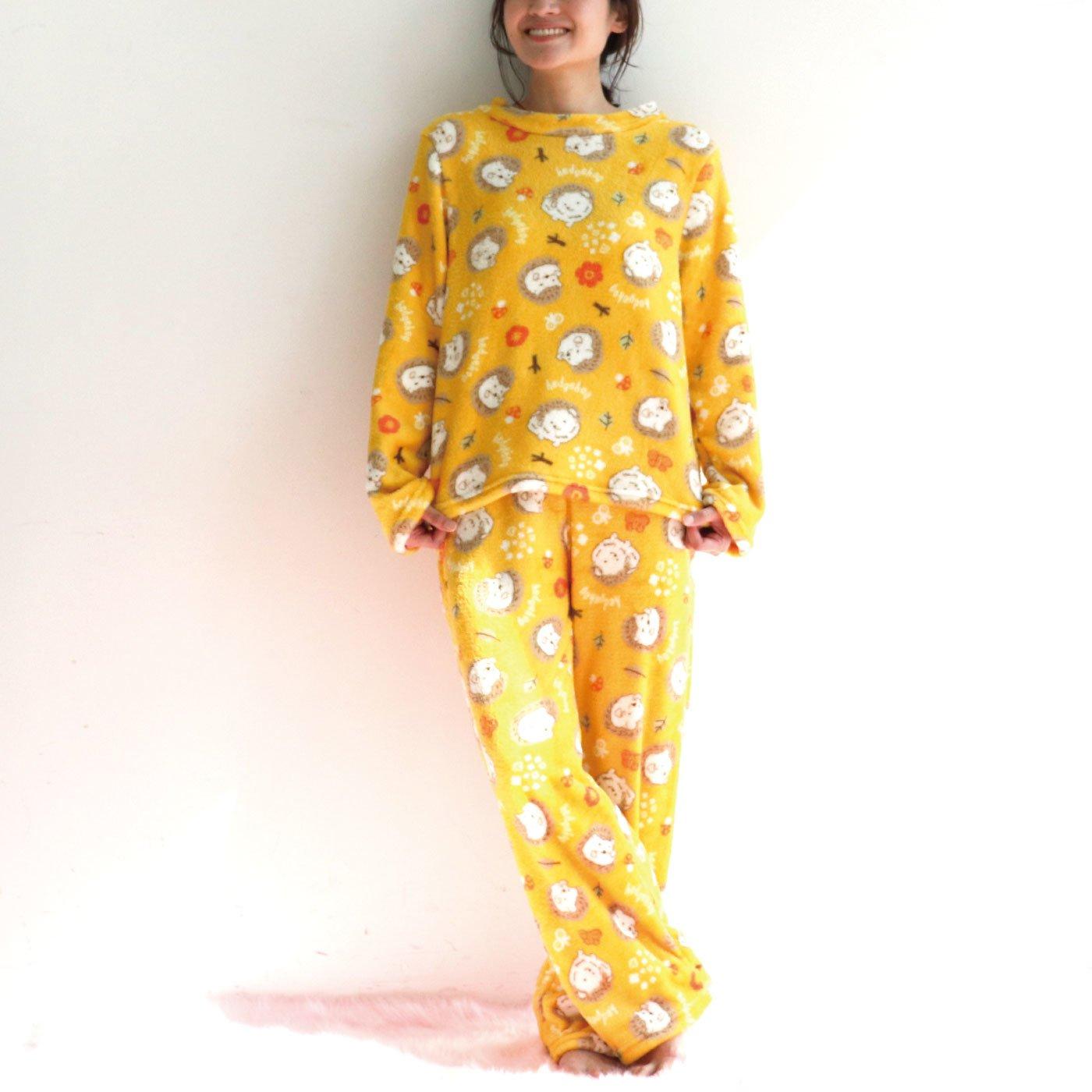 フランネルかぶりパジャマ