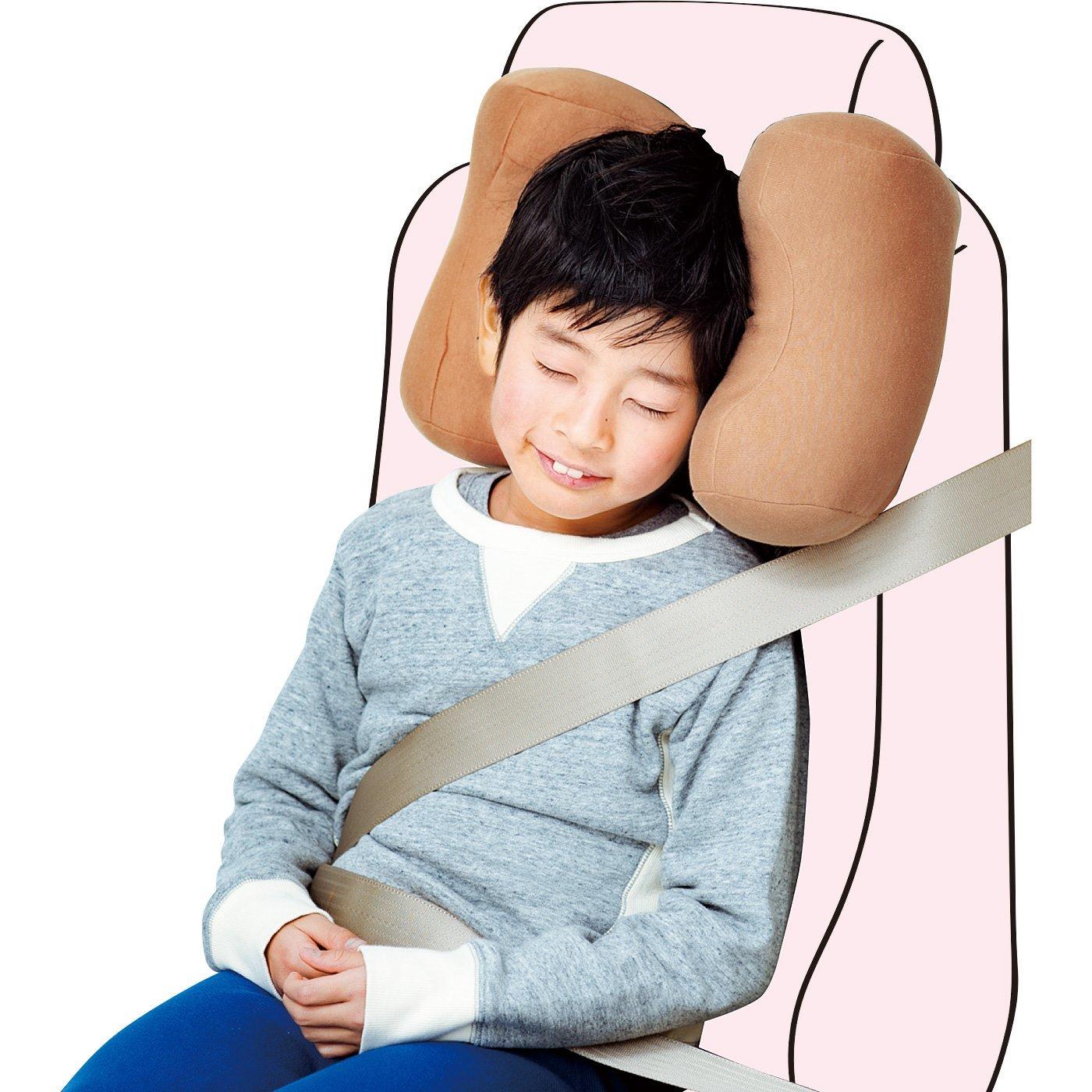 ファーストクラスみたいな寝心地 洗えるヘッドレスト枕の会