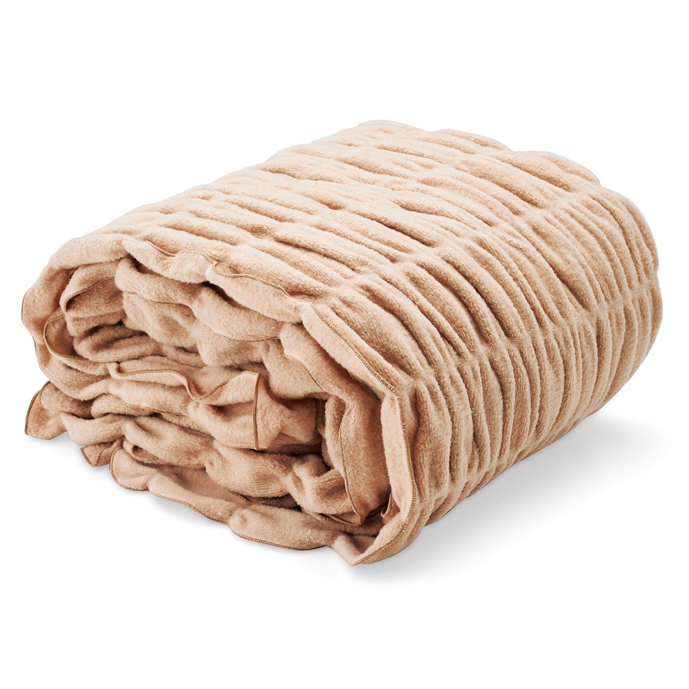 1(オークル) 肌に当たる部分は綿100%。