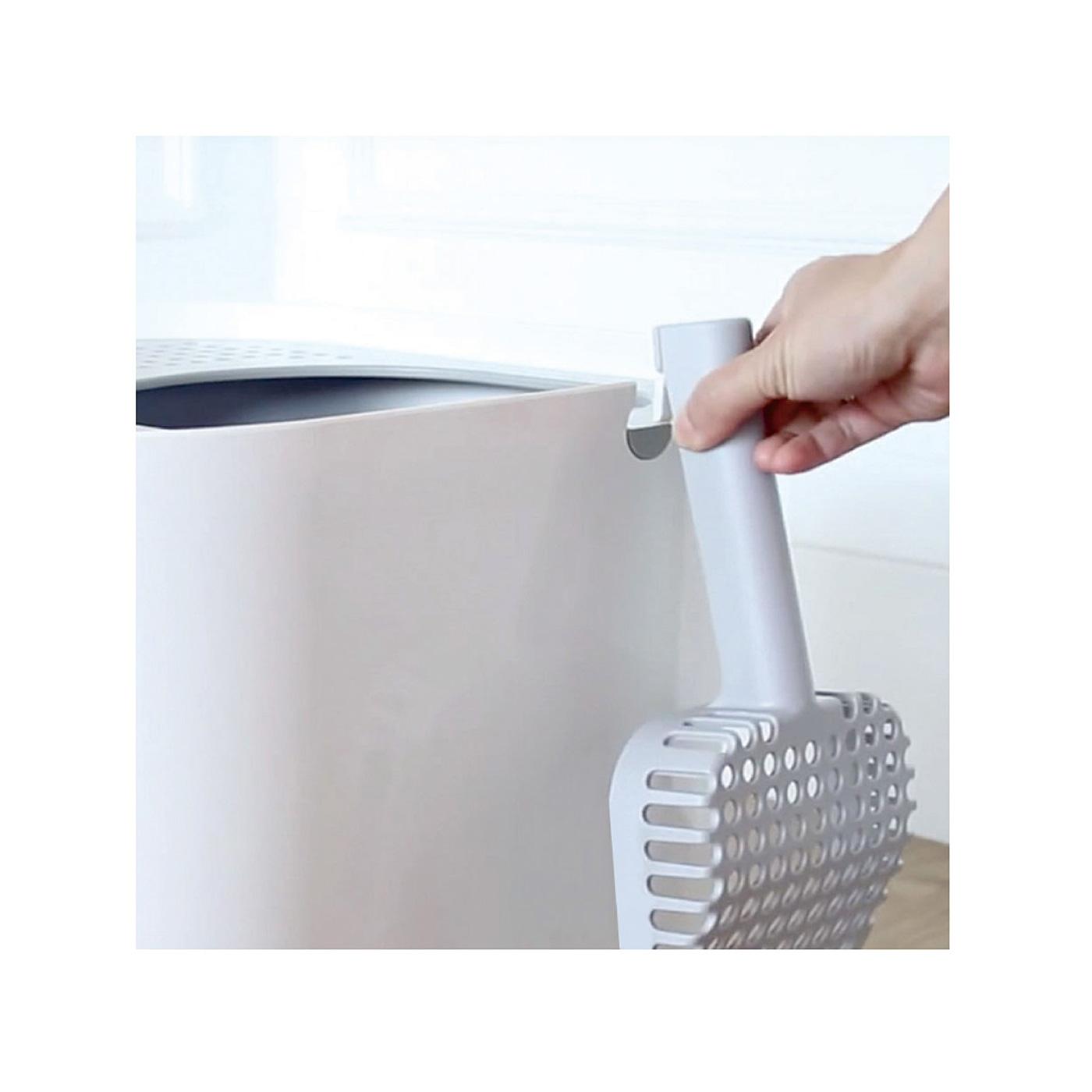 ABS樹脂なので、水洗いも可能です。