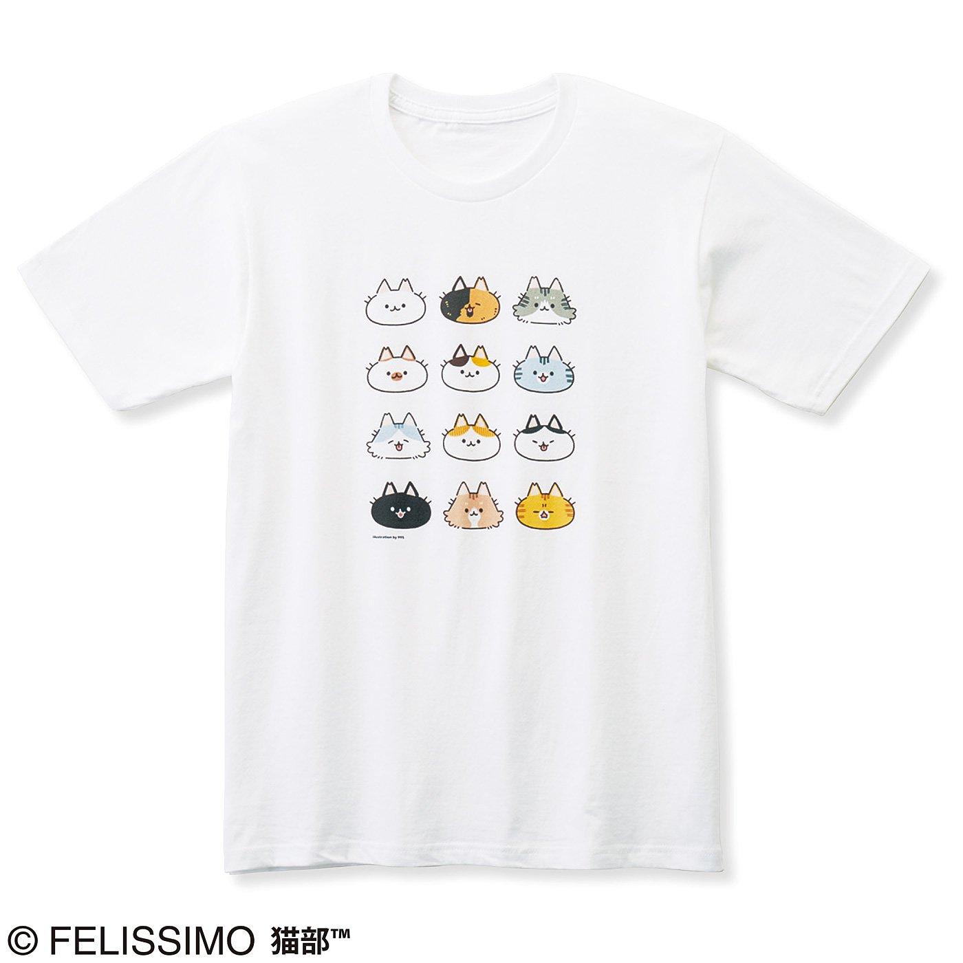 猫部×995 地域猫チャリティーTシャツ2019