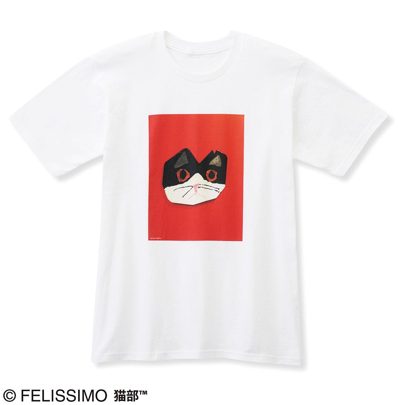 猫部×ミッチー 地域猫チャリティーTシャツ2019