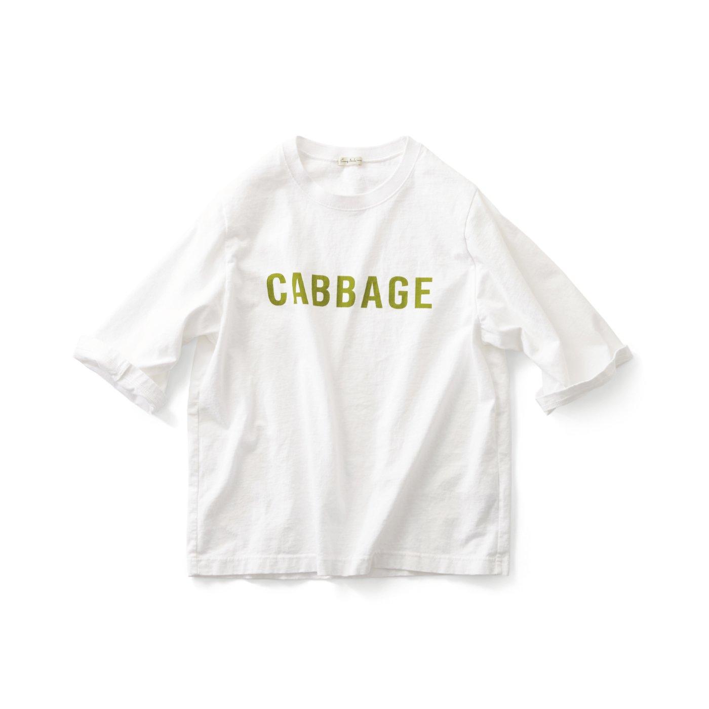 サニークラウズ キャベTシャツ