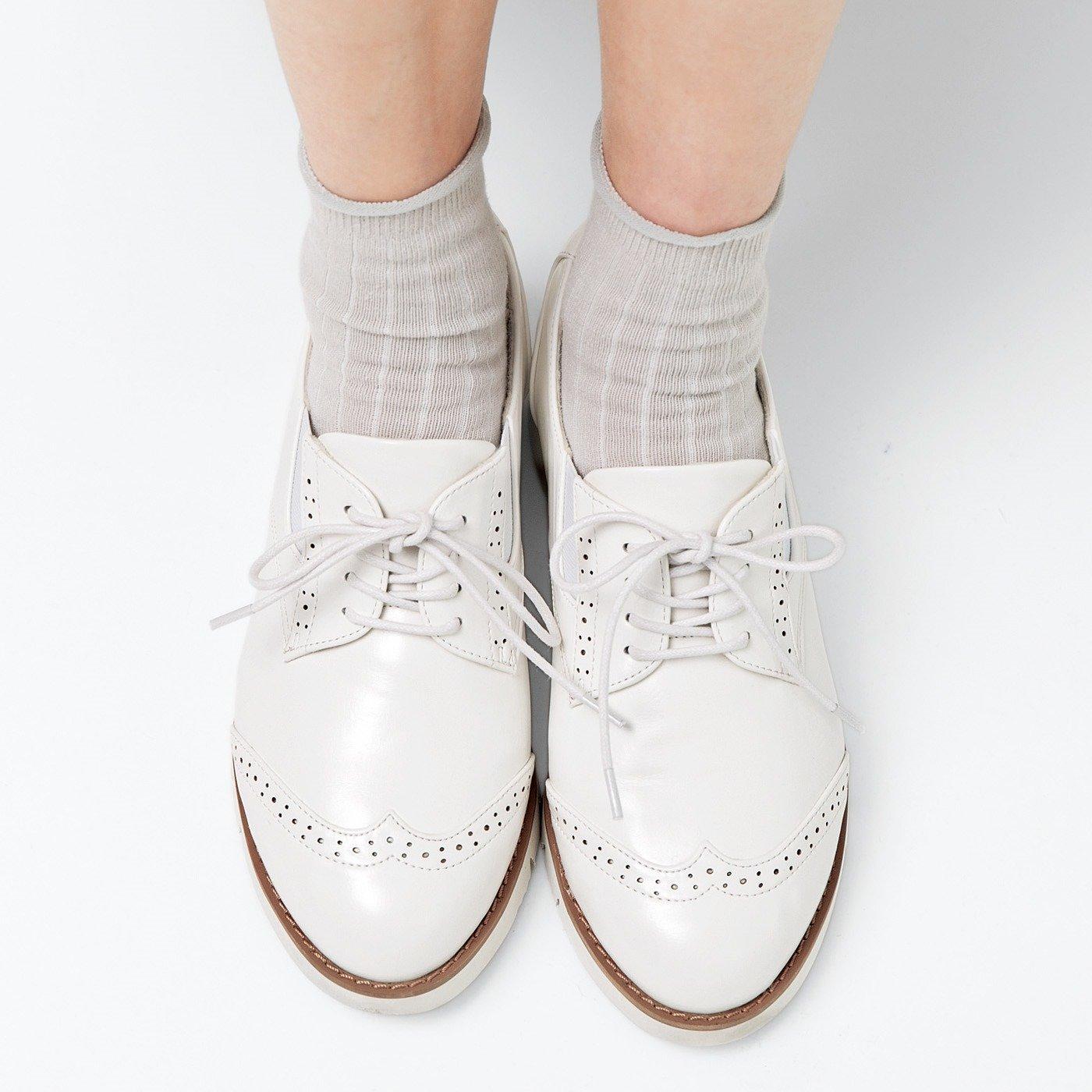 まるでスニーカー ひも結びナシ 軽心地きちんと靴の会
