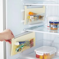 フェリシモ【定期便】新規購入キャンペーン アフィリエイトプログラムフェリシモ 冷蔵庫内のデッドスペース活用! 壁面スライドポケットの会