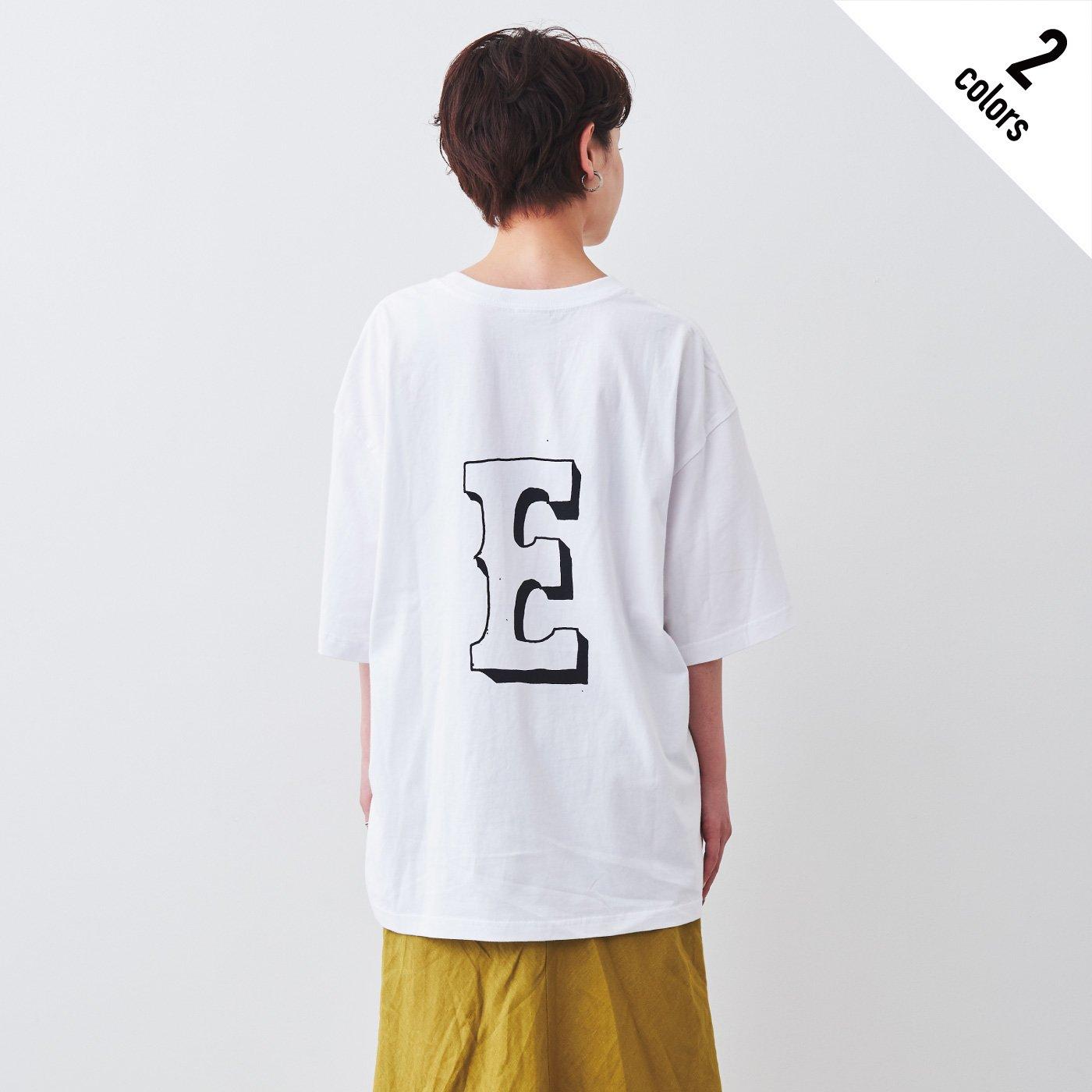 MEDE19F 〈SELECT〉 EDWIN アーティストコラボTシャツ no.2〈ニシクボサユリ:E〉