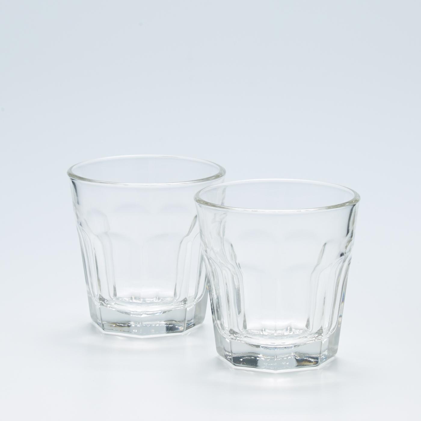 アメリカのカフェスタイル風 タンブラーグラス207ml