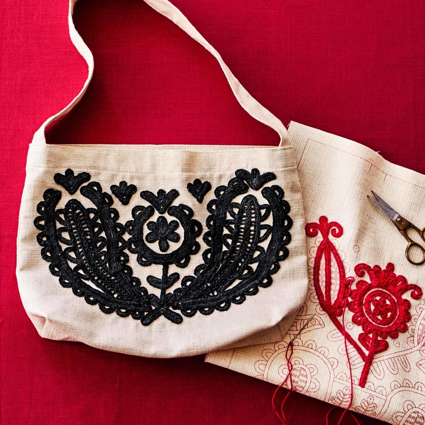 トランシルヴァニアからの贈りもの イーラーショシュのバッグ