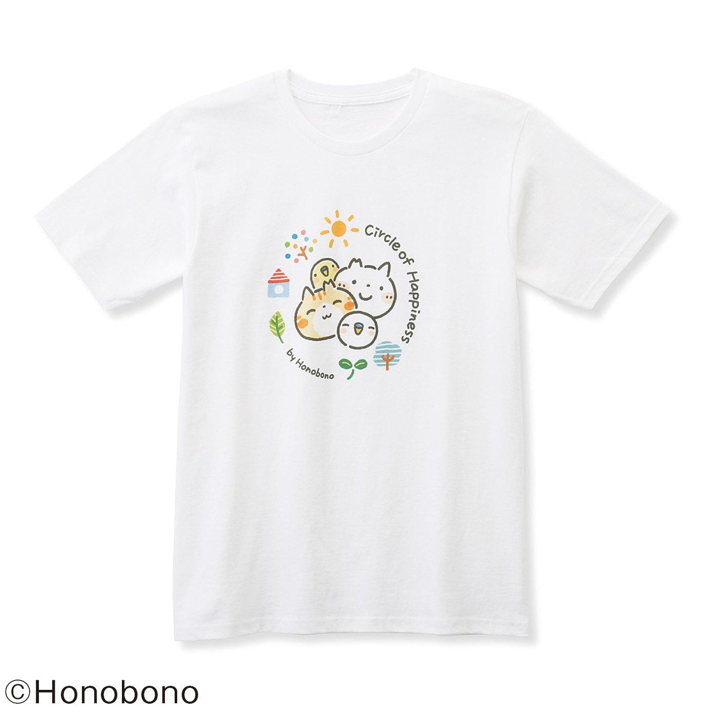 猫部×Honobono 地域猫チャリティーTシャツ2019