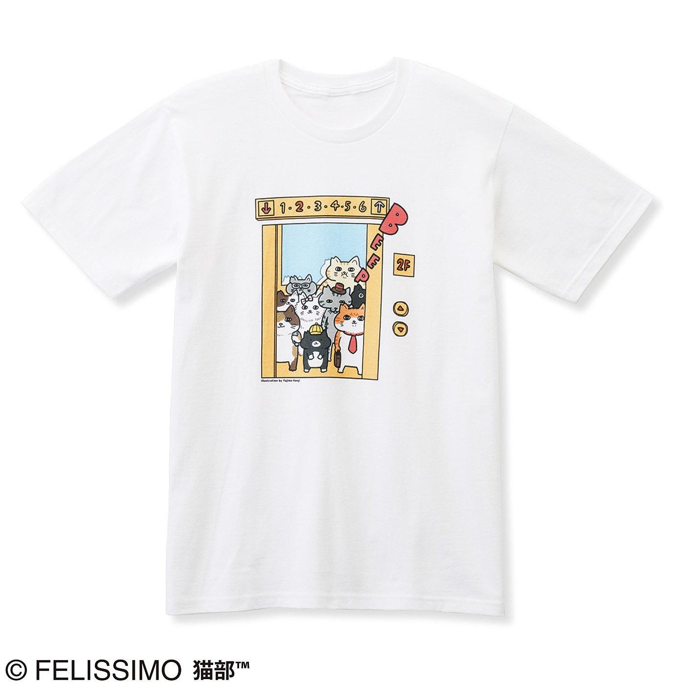 猫部×やじまけんじ 地域猫チャリティーTシャツ2019