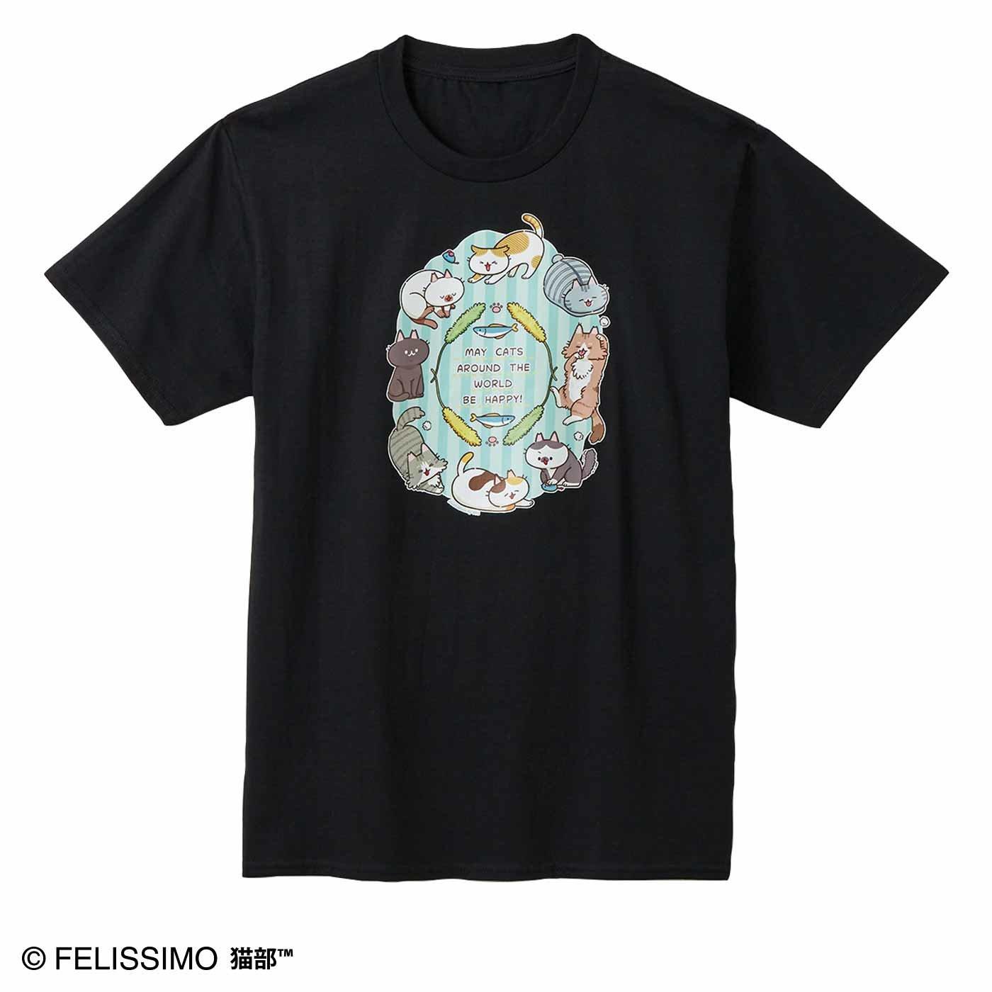 猫部×995 地域猫チャリティーTシャツ2020