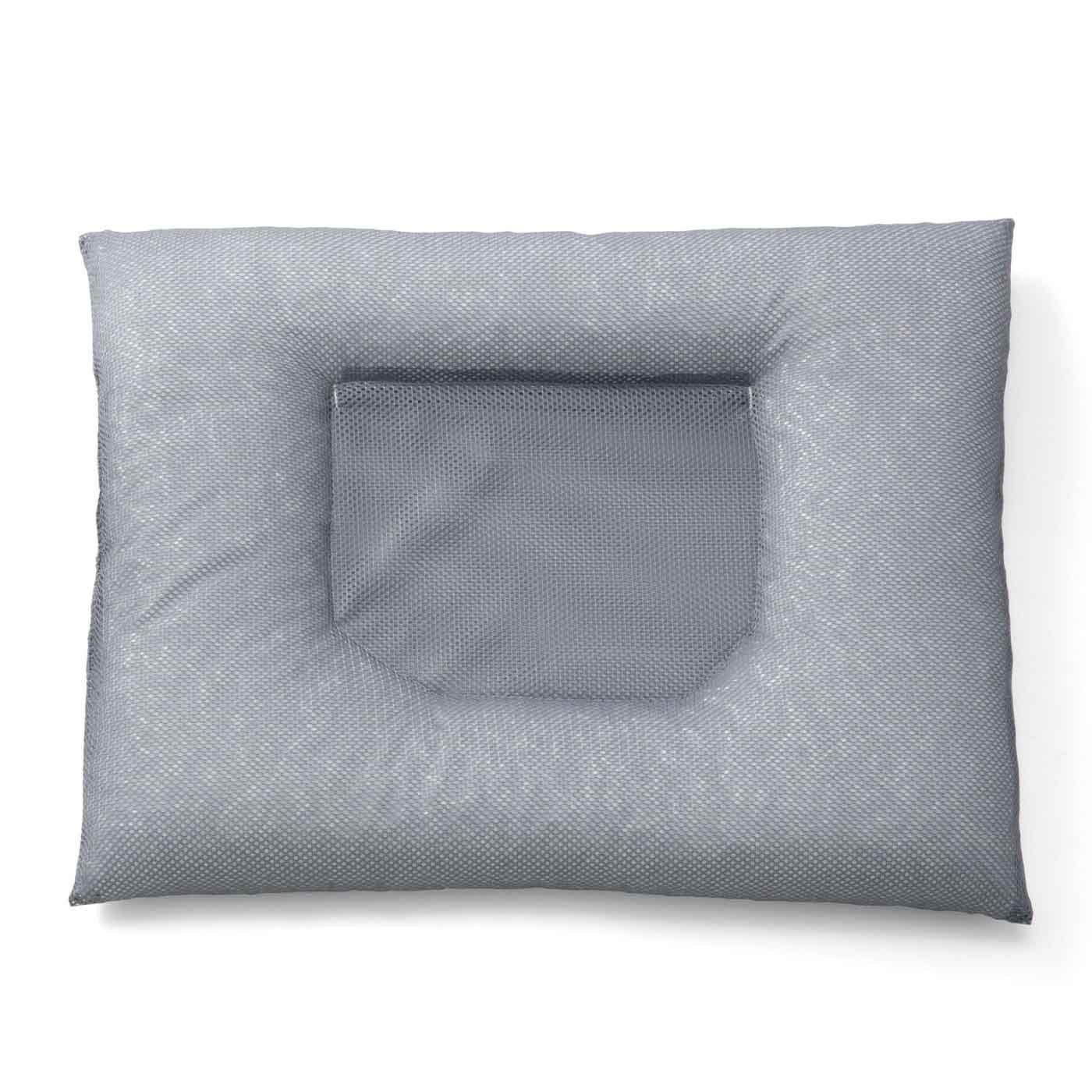 水ぎれ抜群! 清潔快適洗える枕