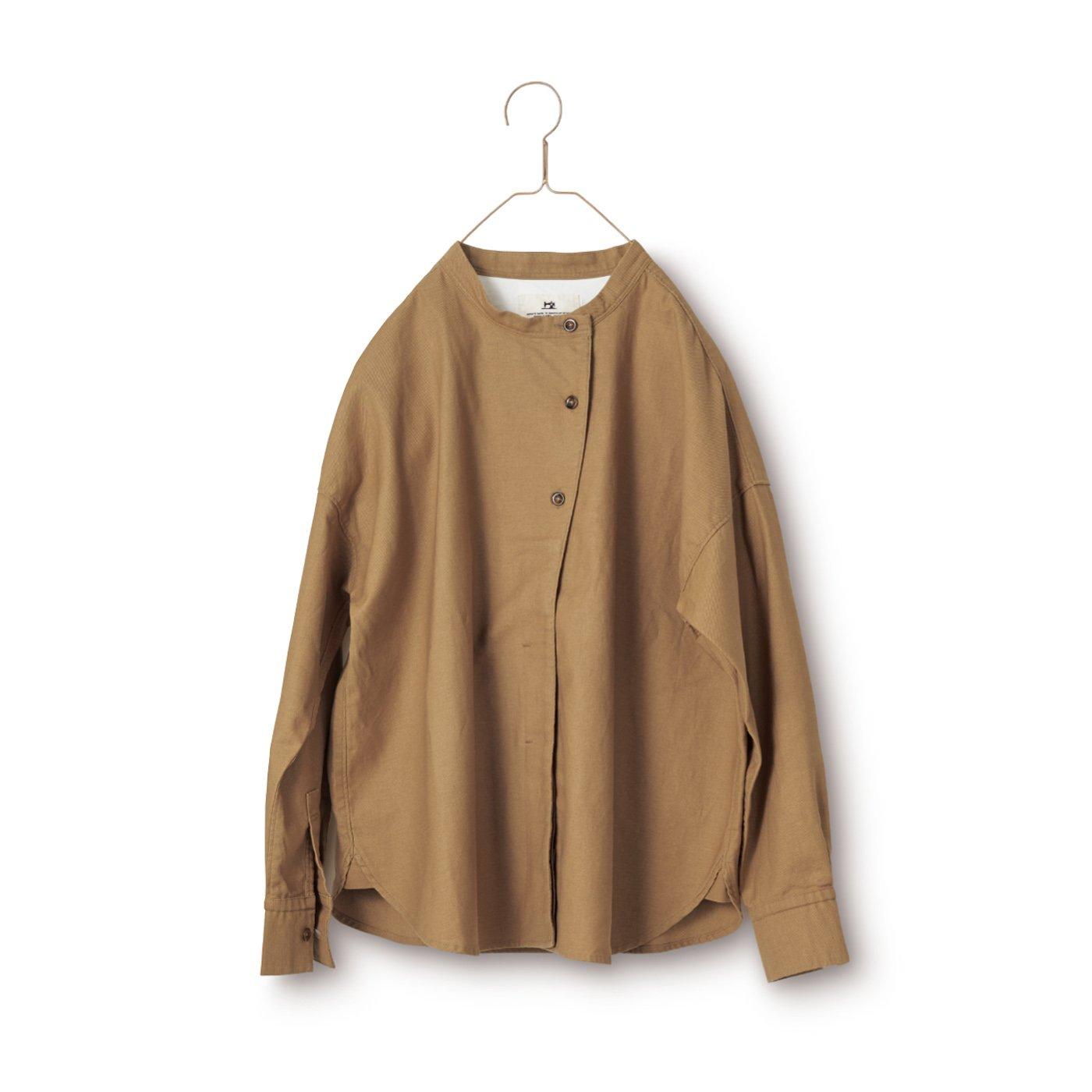 サニークラウズ パン屋さんのシャツ〈レディース〉