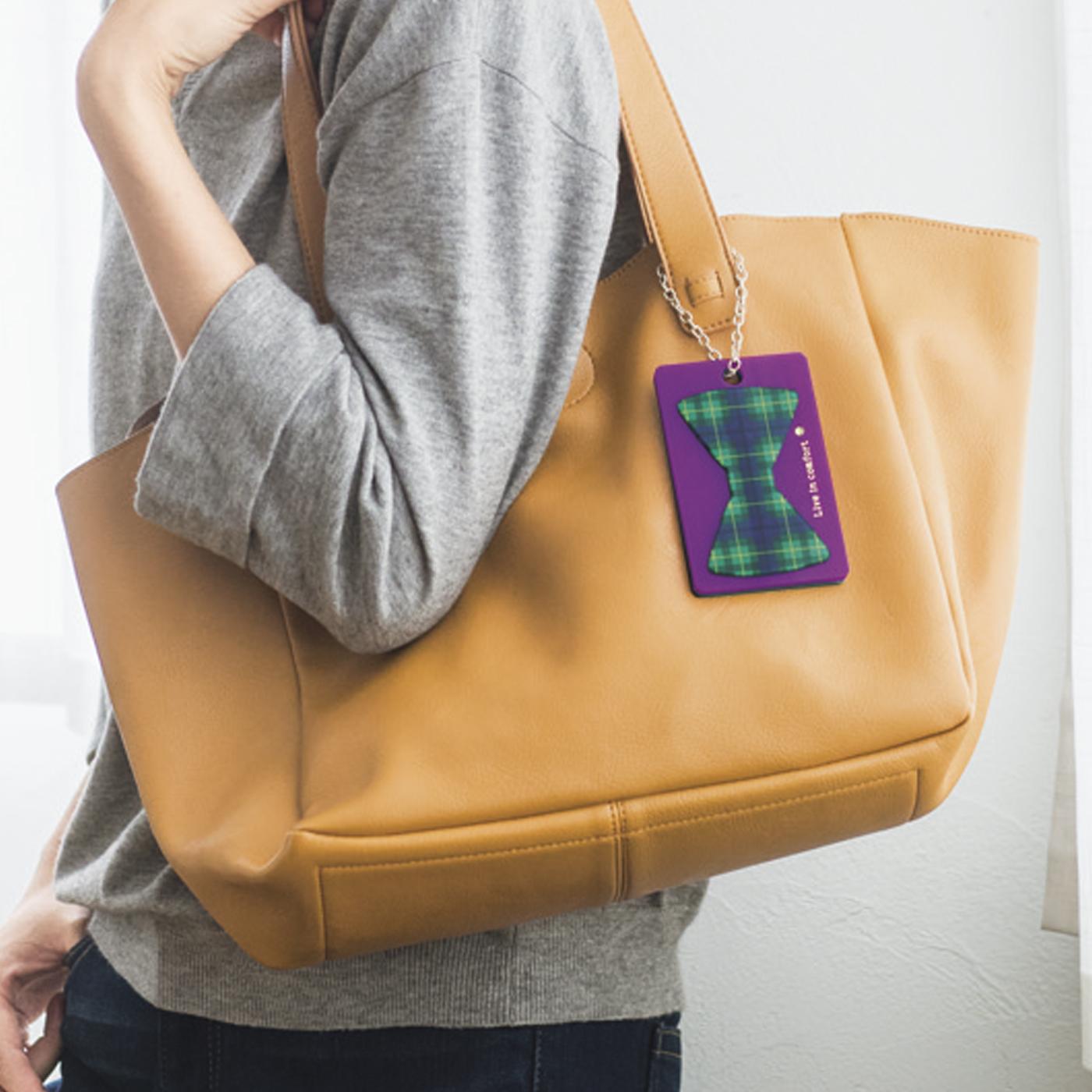※ケースはバッグの内側に入れてご使用ください。